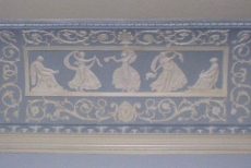 Wedgewood moulding restoration