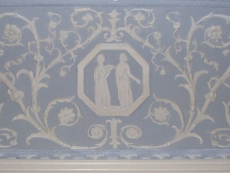 Wedgewood moulding detail
