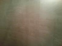 Plaster faux limestone block